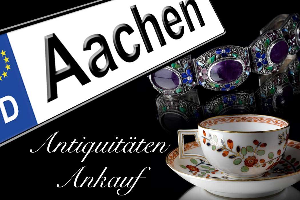 Antiquitäten Ankauf Und Schätzungen In Aachen